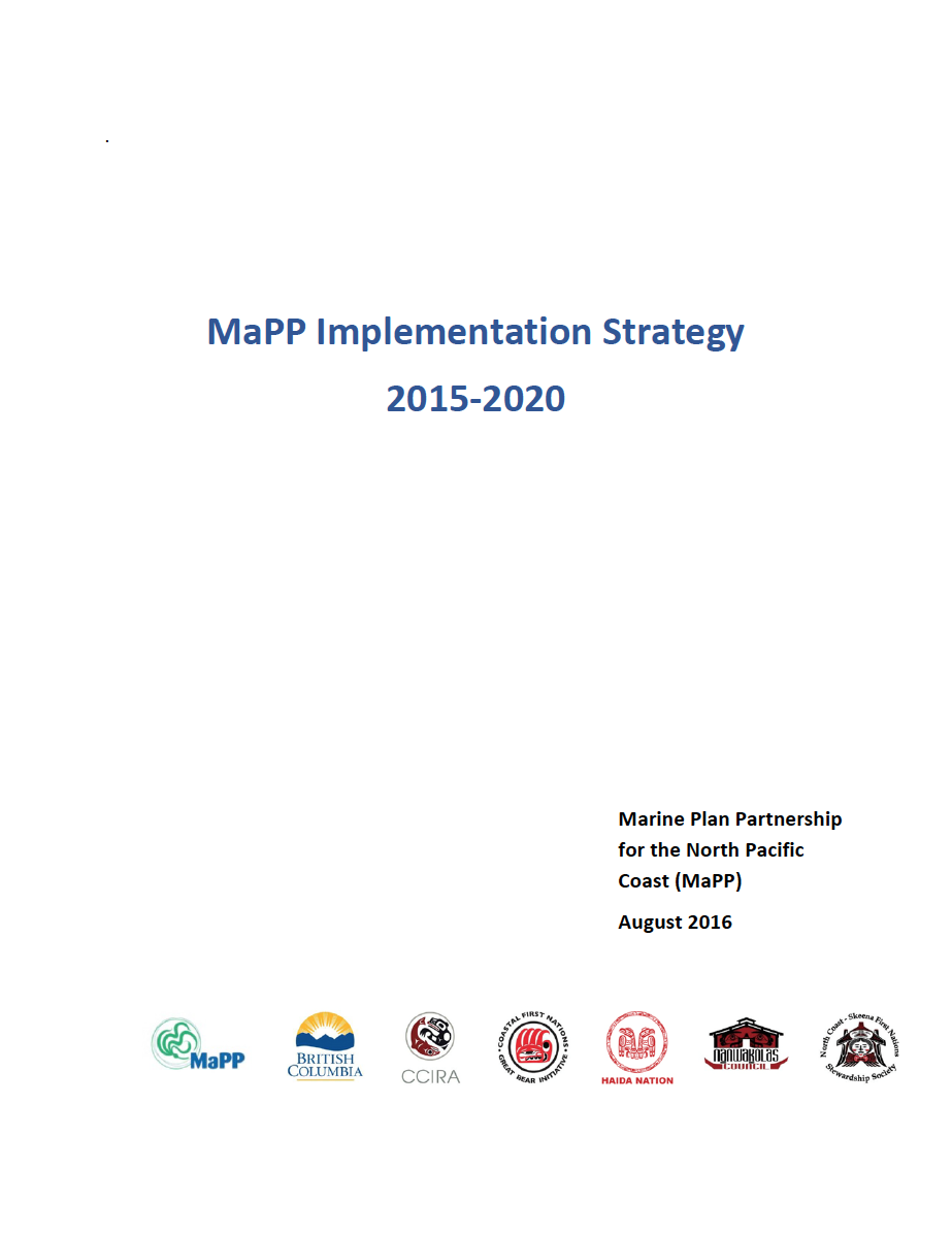 MaPP Implementation Strategy